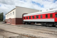 AB Lietuvos geležinkeliai Šiaulių filialo sandėlys su archyvo patalpomis